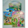 Libros Para Colorear Princesas, Barbie, Para Cotillones Y +