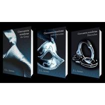 Cincuentas Sombras De Grey Trilogía Completa En Pdf