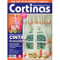 10 Revistas Digitales Para Elaborar Cortinas