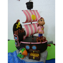 Jack Y Los Piratas De Nunca Jamas