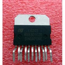 Driver Puente H L6203 Nuevo 5 Amp De 12 A 48 V