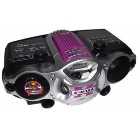 Minicomponente Reproductor Krk 770 Usb Sd Radio Fm Am