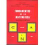 Fundamentos De La Matematica, 2da Edic, Nuevo, Jorge Saenz