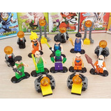 Combo De 8 Minifiguras Armables De Dragon Ball Z  Al Mayor