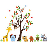 Vinilos Decorativos Infantiles Murales. Fotomurales. Arboles
