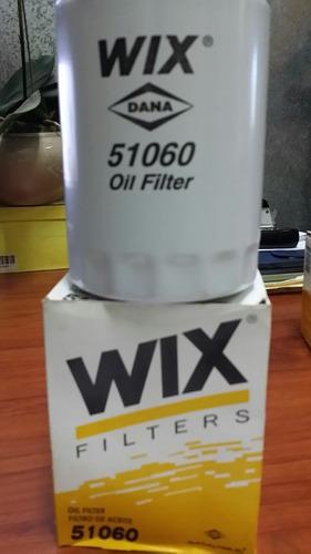 Wix 51060 Filtro de aceite