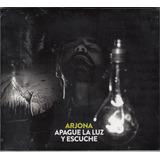 Ricardo Arjona - Apague La Luz Y Escuche Original Nuevo