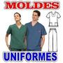 Patrones Moldes Uniformes Medicos Enfermeras Estilitas