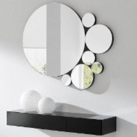 Espejo decorativos circulares bs vjbvs precio d for Espejos circulares decorativos