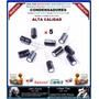 Capacitores Condensadores 1800uf, 6.3v, 105ºc, Kit 5 Piezas