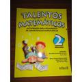 Libro Talentos Matematicos 2 De Trillas