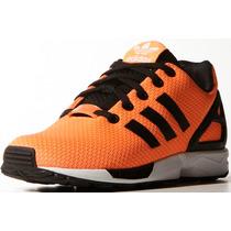 Zapatos Adidas Zx Flux 100% Originales Solo 35.5