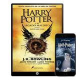 Harry Potter El Legado Maldito Colección 20 Libros - Digital