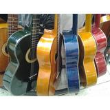 Guitarra De Colores Lutheria Venezolana Chirinos