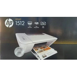 Impresora Hp Multifuncional 1512  Cartuchos Y Cable Usb