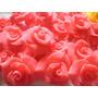 Apliques De Masa Flexible (flores)