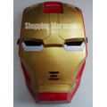 Mascaras De Iron Man Con Luces Superheroes * Tienda Física*