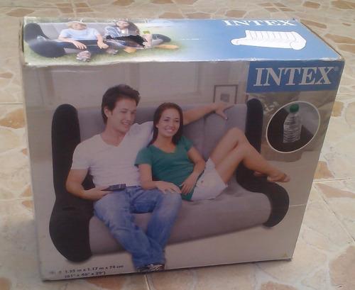 Sofa inflable marca intex bs wc8ks precio d for Sofas marcas buenas