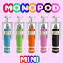 Monopod Selfie Mini Automatico Con Cable Para Android Iphone