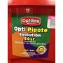 Pipote De Basura Contenedor Con Tapa Optiline 50lts