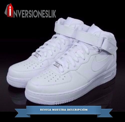 Zapatos Nike Air Force One Venezuela