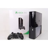 Xbox 360 E 4gb Incluye Control Adicional Original
