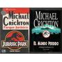 Jurassic Park & El Mundo Perdido - 2 Libros Digitales Pdf