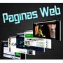 Diseño Paginas Web E-commers Tiendas Virtuales Logotipo