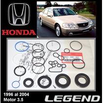Legend 1996 -04 Kit Cajetin Direccion Hidraul Original Honda