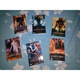 Cazadores De Sombras, Saga Completa. Libros En Fisico