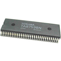 Ta8845bn Original Pulled Toshiba Integrated Circuit