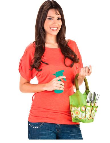Set de jardineria con bolso incluye guantes envio gratis for Imagenes de jardineria gratis