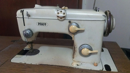 Maquina de coser paff 260 semindustrial con mueble - Maquinas de coser con mueble ...