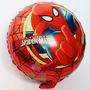 Globo Metalizado Spider-man, Hombre Araña 18 Pulgadas