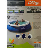 Piscina Inflable Ecology De 2,4 M