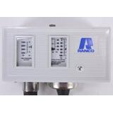 Presostato Ranco Alta Y Baja R-22 Automatico Refrigeracion