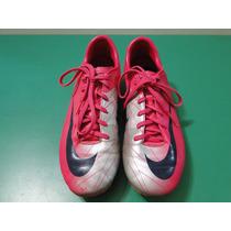 Tacos Nike Futbol Campo Mercurial