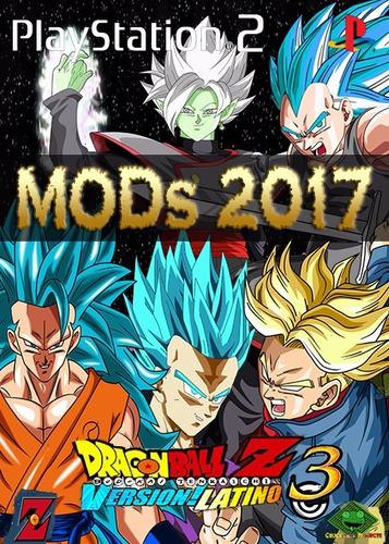 Dragon Ball Z Budkai Tenkchi 3 Ps2 Latino Mods1 Juegos Ps2