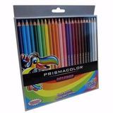 Colores De Madera  Prismacolor X 24 Colores, Originales !!!