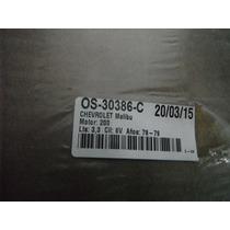 Empacadura Cartel Malibu Motor 3.3 6 Cilindro Año 78-79