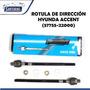 Rotula De Dirección Hyundai Accent