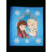 Carpeta Decorada Foami Frozen Sofia Rapunzel Disney