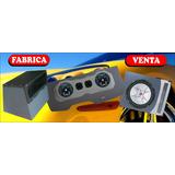 Cajon Turbo O Ventilado12 Full Lujo Con Logo