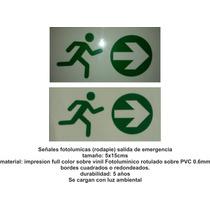 Señalizacion Fotoluminica