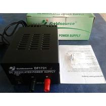 Fuente De Poder Transformador 110v A 13.8v 5amp Dc