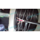 Cable Para Microfono Profesional Estereo P/m Y Rollo