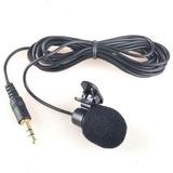 Micrófono Balita Lavalier Plug 3.5mm Long 1.80mt, Pc, Gps