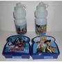 Toy Story Sandwichera + Cooler, Combo Cotillón.