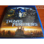 Transformers [blu-ray] Original, Nuevo Y Sellado