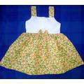 Hermoso Vestido De Niña Talla 4.. En Lo Que Quede! Aprovecha